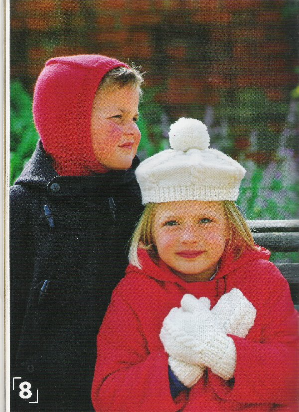 Children´s Hat & Glove